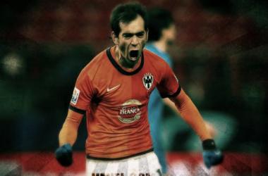 César Delgado, la basa rayada en el Mundial de Clubes