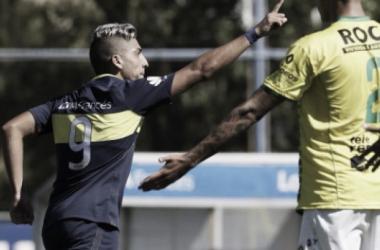 ¿El Chelo mudará sus goles a Brasil? Foto: Diario Xeneize