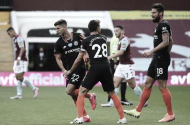 """Pulisic comemora gol em primeira partida do ano pelo Chelsea: """"Muito feliz por ajudar"""""""