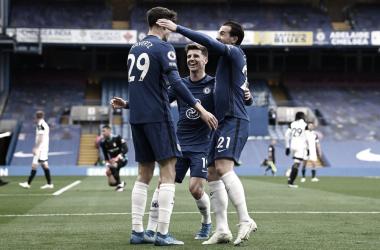 El Fulham ha ganado solamente una vez en Stamford Bridge. Foto: Premier League