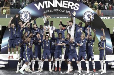 ¡La Supercopa se tiñe de 'Blue'!