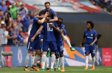 Chelsea, il risveglio degli attaccanti