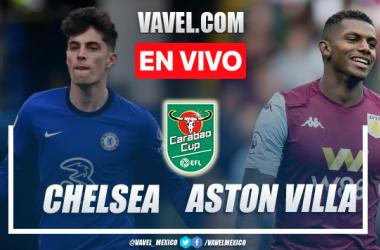 Chelsea vs Aston Villa EN VIVO: ¿cómo ver transmisión TV online en Carabao Cup?