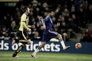 Watford 0-0Chelsea: Blues held by a superb goalkeeping display