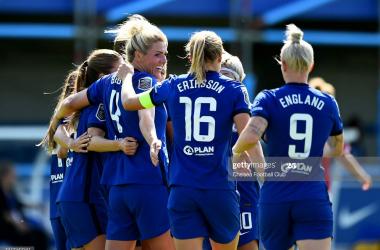 Chelsea thrash Bristol City at Kingsmeadow