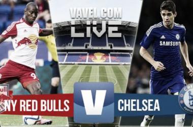 New York Red Bulls vs Chelsea FC Preview
