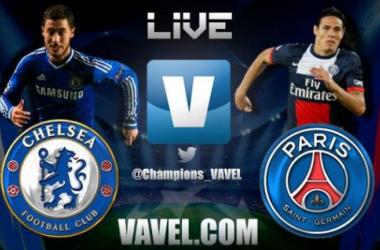 Resultado Chelsea - PSG en la Champions League