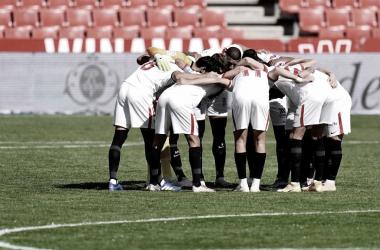 El Sevilla, ilusionado ante el regreso de la UEFA Champions League