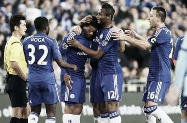 Chelsea vence en el fin del tour post temporada