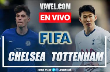 Goles y resumen del Chelsea 2-2 Tottenham en Amistoso Internacional