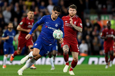 Sfida al vertice in Premier: testa a testa tra il Chelsea di Sarri e il Liverpool di Klopp