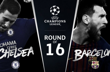 Champions League, Chelsea-Barcellona è diventata ormai un classico | www.twitter.com (@ChampionsLeague)