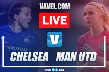 Chelsea Women vs Manchester United Women: Live Stream TV Updates and How to Watch Women's Super League 2019 (1-0)