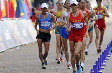 El chino lideró la prueba al final y conquistó el oro