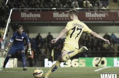El Villarreal espera a Cheryshev