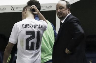 (A utilização do russo pode custar a Taça do Rei ao Real Madrid (foto: ASF)
