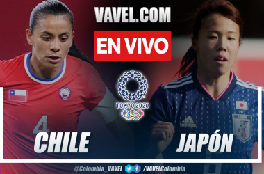 Resumen y goles: Chile (0-1) Japón en la fecha 3 de los Juegos Olimpicos