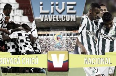 Resultado Chicó - Nacional (3-2)