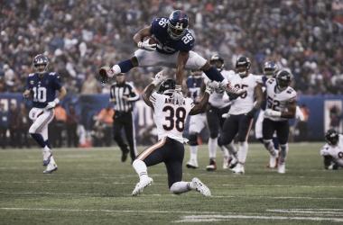New York consiguió su cuarta victoria del año // Foto: NFL