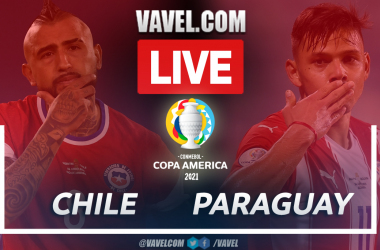 Goals and Highlights: Chile 0-2 Paraguay in Copa América 2021