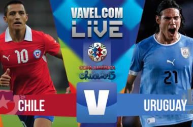 Risultato Cile - Uruguay di Copa America 2015 (1-0)