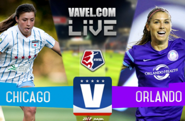 Chicago Red Stars host the Orlando Pride for Lifetime's NWSL Game of the Week.