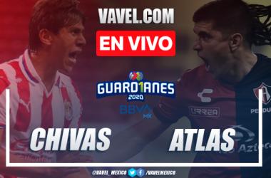Goles y resumen: Chivas 3-2 Atlas en Liga MX Guard1anes 2020