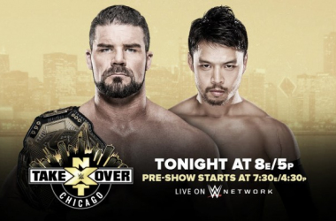 Who will walk out as NXT Champion? Photo- WWE.com