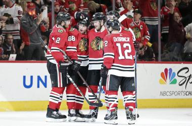 5 Crazy Chicago Blackhawks 2018/19 predictions. | Photo: Dennis Wierzbicki-USA TODAY Sports