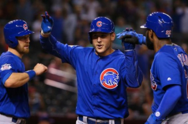 Chicago Cubs Rally Past Arizona Diamondbacks Escaping With Win