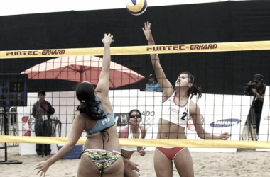 Ancón albergará el Sudamericano de Vóley Playa