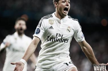 Real Madrid 2015: Javier 'Chicharito' Hernández