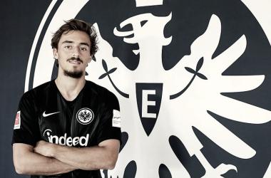 Chico Geraldes es el octavo refuerzo del club I Foto: Eintracht.de