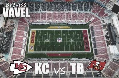 Tampa acogerá el Super Bowl // Fotomontaje: VAVEL