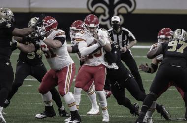 Los Chiefs tienen el mejor récord de la liga // Foto: Kansas City