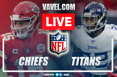 Highlights and Touchdowns: Chiefs 3-27 Titans in NFL Season