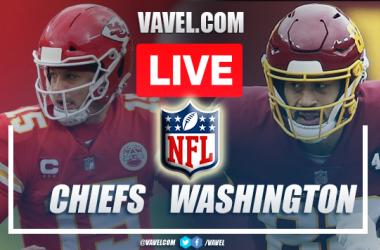 Highlights and Touchdowns: Chiefs 31-13 Washington in NFL Season