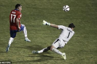 Retrospectiva: Os melhores golos da Copa América 2015
