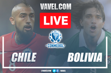 Goals and Highlights of Chile 1-1 Bolivia onWorld Cup Qualifiers Qatar 2022
