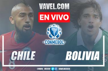Goles y Resumen del Chile 1-1 Bolivia en Eliminatoria Mundialista Qatar 2022