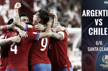 Chile, otra vez rival. (Foto: AFA)
