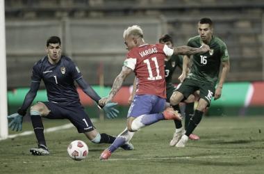 Foto: Divulgação/Seleção Chilena
