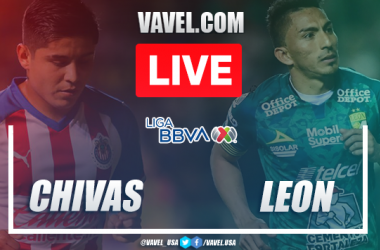 Goals and Highlights: Chivas Guadalajara 2-0 León in 2020 Liga MX