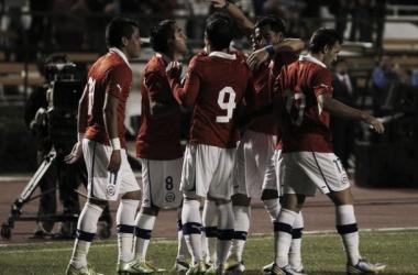 Resultado Chile - Costa Rica 2014 (4-0)