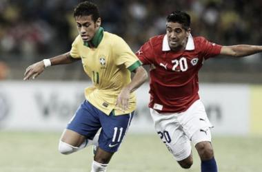 Resultado Chile - Brasil en Eliminatorias Rusia 2018 (2-0)