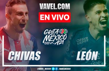 Resumen y goles: Chivas 0-3 León en Liga MX Apertura 2021