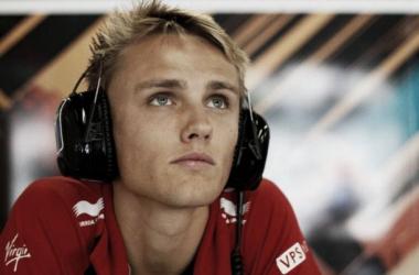 """Max Chilton: """"Estoy orgulloso de haber terminado las 18 carreras hasta la fecha"""""""