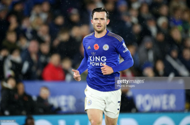 Leicester are determined to hold onto left-back Ben Chilwell | Photo: Getty/ Plumb Images