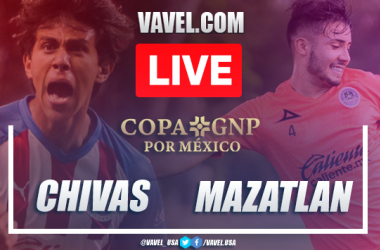 Goals and Highlights: Chivas 3-1 Mazatlán FC in 2020 Friendly