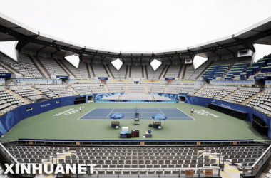 <div>El Centro de Tenis del Parque Olímpico de Beijing será el escenario principal&nbsp; de este certamen. / Foto: China</div>